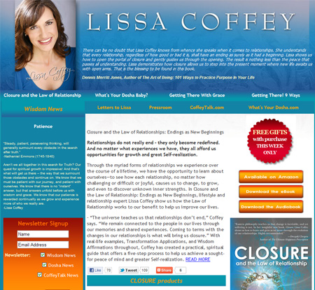 Closure and The Law of Relationship | Lissa Coffey