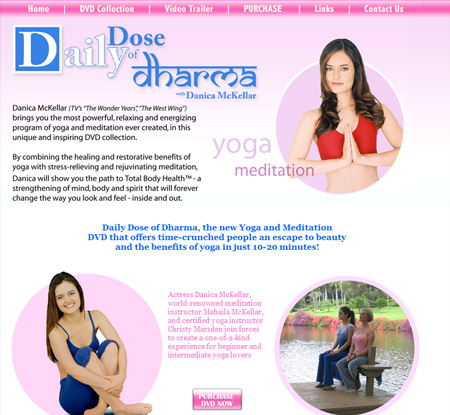 Daily Dose of Dharma with Danica McKellar