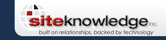 Site Knowledge Inc. | Website Design and Development